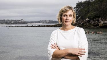 Former Winter Olympian Zali Steggall is challenging Tony Abbott.