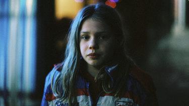 Kids on Fire: Cali Van Dyke-Goodman.