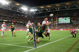Australia are the defending champions following a hard-fought 6-0 win over England at Suncorp in December 2017.