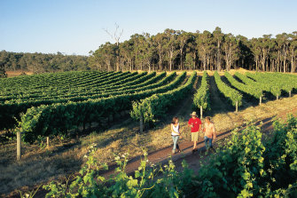 A Margaret River winery