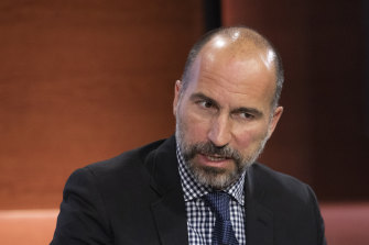 Uber CEO Dara Khosrowshahi said his heart was with the survivors of the crimes.