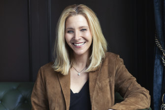 "Lisa Kudrow on Friends: ""I think all of us felt, even when we were doing the show, that we'd won the lottery – so to not appreciate that would be ungrateful."""