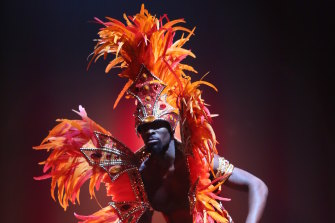 Sydney Festival this month will be full of colour, not least at the cabaret spectacular 'LIFE - The Show'