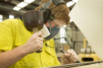 The new apprentice and trainee wage subsidy is open to employers of any size in any industry.