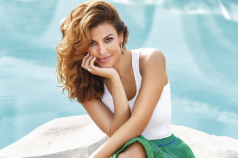 "Eva Mendes: ""I've been so happy to be able to incubate with my babies, but now they are four and six, I'm starting to feel like my ambition is coming back."""