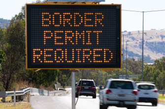 Border closures and travel restrictions in response to Sydney's coronavirus outbreak have caused headaches for travellers.