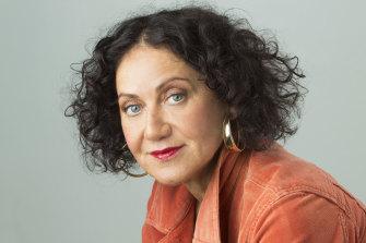 Melbourne-based comedian Rachel Berger.