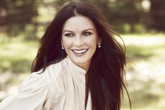 """Catherine Zeta-Jones: """"There are so many treatments now that don't make you look like you've just stepped off Mars, so it goes back to self-confidence. An inner confidence is very empowering for women. Whatever that takes, do it."""""""