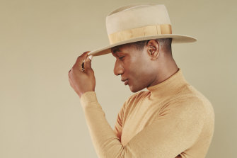 "Aloe Blacc: ""Mum saw music as a hobby, not a career, and it took her a little bit longer to see it as something that could potentially sustain my livelihood."""