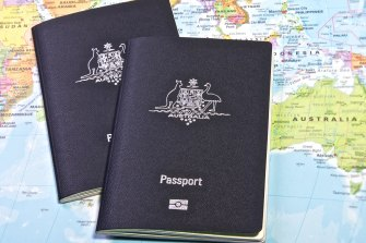The new digital border pass will link in with vaccine certificates to enable overseas travel.