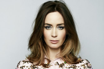 "Emily Blunt: ""I really, really can't stand the thought of someone feeling guilty or feeling bad about something. I really try to see the best in everyone."""