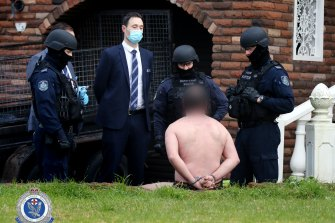 A man accused of involvement in the murder of Mejid Hamzy allegedly gloated about the death.