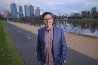 City of Melbourne councillor Nicholas Reece.