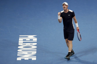 Andy Murray will miss the Australian Open after his positive COVID-19 test.