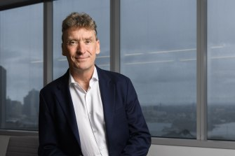"""""""There are ongoing improvements that we will have to deliver on, we are not the finished article yet"""": VocusGroup Managing Director and CEO Kevin Russell."""