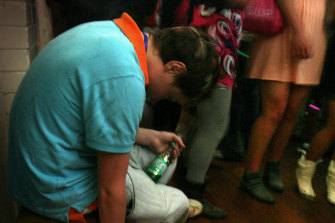 Studies show underage drinking is so common as to appear normal.
