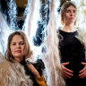 Pregnant women in new play act against policing of female bodies