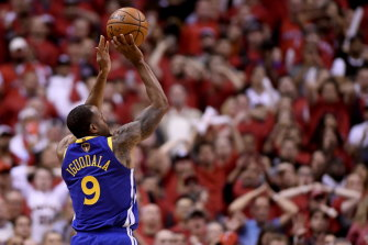 Andre Iguodala is one of the Warriors fighting through injury problems.