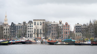 Adyen is located in Amsterdam, far from Silicon Valley.
