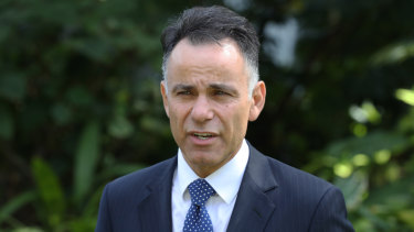 John Pesutto concedes defeat in his seat of Hawthorn on Wednesday morning.