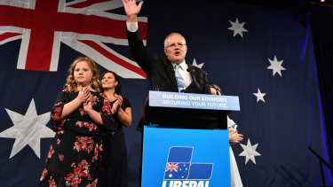 Scott Morrison's election victory came despite a string of candidates being dumped in Victoria.
