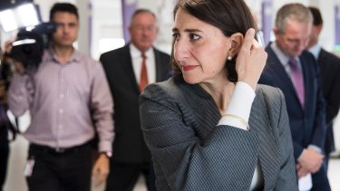Gladys Berejiklian remains preferred premier, according to the latest poll.