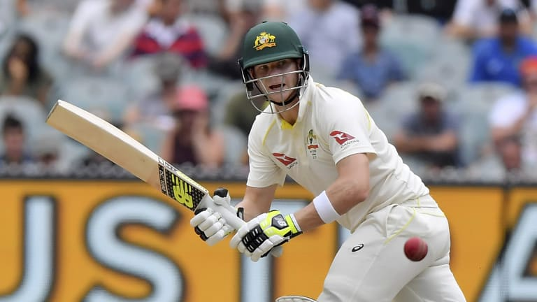 Steve Smith wants Australia to play hard but stay within the boundaries.