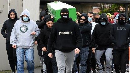 Gangster Bilal Hamze laid to rest following CBD death