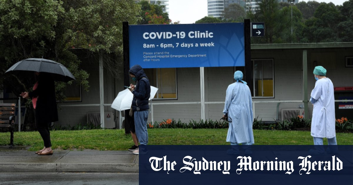 Hospital cluster grows to 12 cases as further venue alerts issued – Sydney Morning Herald