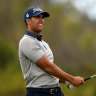 Australian Papadatos in the hunt at Euro Tour's Alfred Dunhill