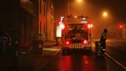 'Lots of smashing and crashing': Residents want to ban 4am garbage trucks