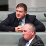 Angry Nationals blindside vote just a warning of what's to come