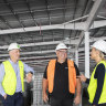 Amazon moves closer to opening $500m robotics warehouse in western Sydney