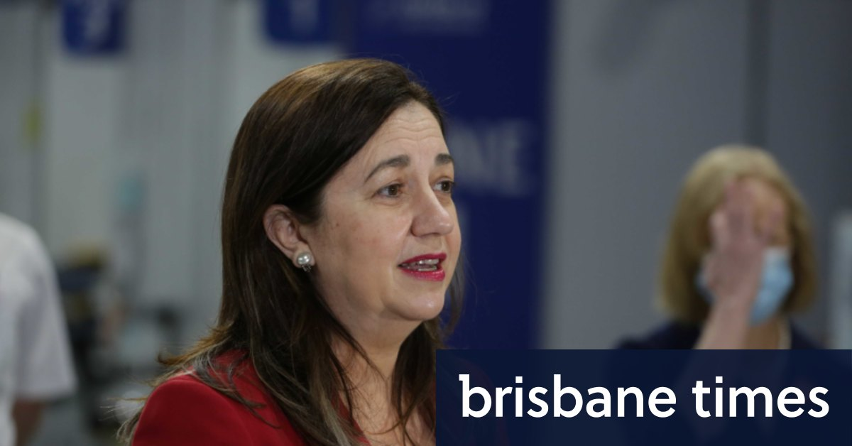 Queensland Premier demands an apology from Health Minister