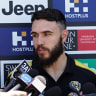We have the advantage over Collingwood: Edwards