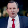 AFL stalemate a major brick in the wall for WA Premier Mark McGowan