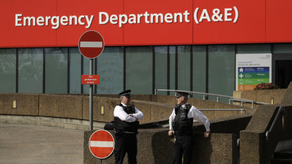 Boris Johnson is 'responding to treatment', UK government says