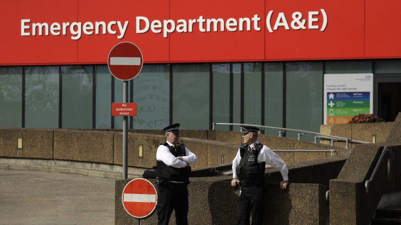 Boris Johnson is 'responding to treatment' UK government says – Sydney Morning Herald