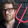 What the devil is John Safran doing now?