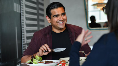 Food was never the problem for Utopia comedian Dilruk Jayasinha