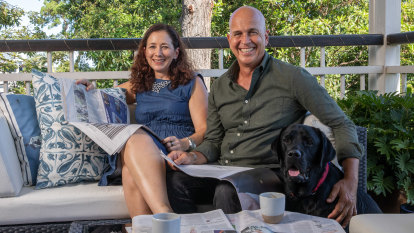'We just hit it off': Peter Greste's life after lock-up