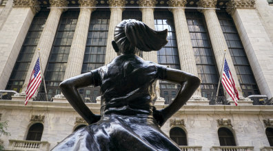 Court rejects copyright fight over Australia's Fearless Girl statue