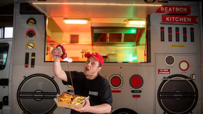 'Biggest dining room': Food trucks ready to roll to your nearest park