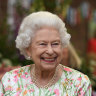 G7: Queen wields sword and smiles while Charles urges climate action