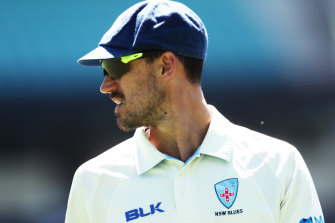 Mitchell Starc is likely to line up as part of an all-NSW attack in the first Test.