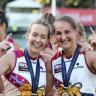 AFLW season set to be delayed as men's teams face long road stints