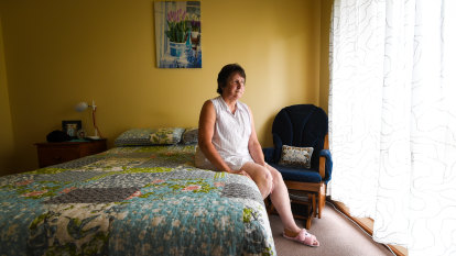 'Lowest point of my life': Debra's long road back from sleeping in her car