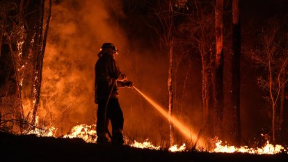 Dropped the ball': NSW fire services spending 80 per cent as much as Victoria