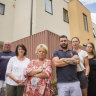 'We can't afford this': Home owners bear brunt of cladding crisis