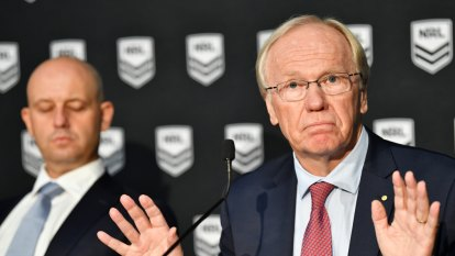 League boss hints NSW could lose 2021 NRL grand final